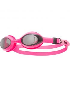 TYR Youth Flexframe Goggle - Color - Smoke/Pink