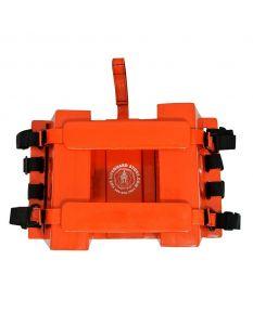 Universal Head Immobilizer - Color - Orange
