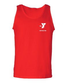 YMCA Instructor Cotton Tank