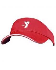 YMCA Sandwiched Visor