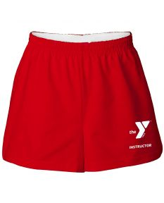 YMCA Instructor Cotton Shorts