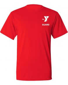 YMCA Guard Dri-Fit Tee