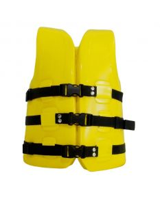 Adult Small Flex Vest - Color - Yellow