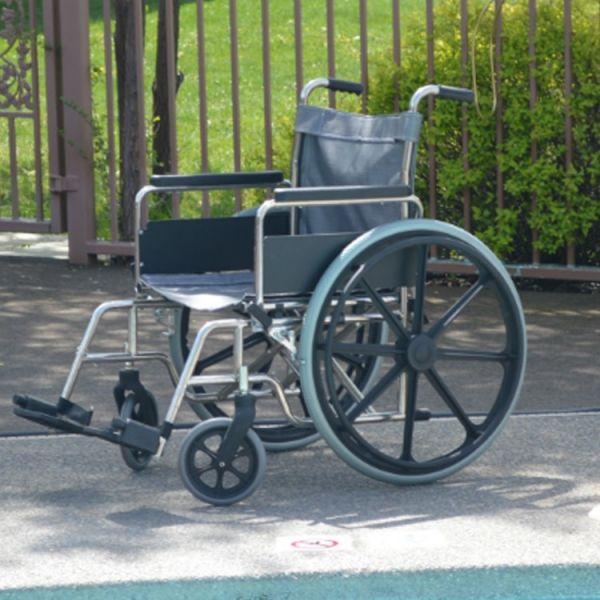 Aquacreek Wheelchair
