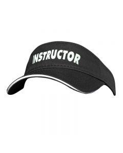 RISE Instructor Visor - Color - Black