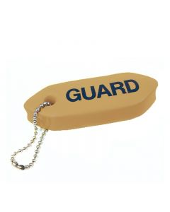 Rescue Tube Key Chains-Gold
