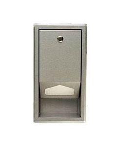Koala SS Sanitary Liner Dispenser Recess Mount