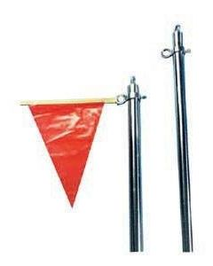 8ft Stanchion 1.9x.109