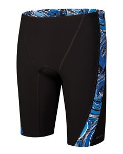 Dolfin Tidal Wave Spliced Jammer-Blue-22