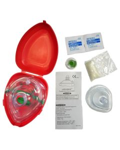 Adult/Infant Pocket Mask Kit