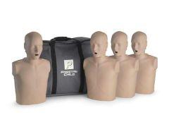 Prestan Child Training Manikins 4-pack w/ CPR Monitor