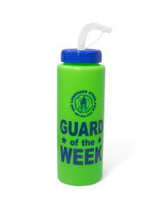 Guard of the Week Water Bottle