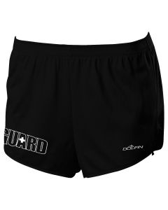Dolfin Female Guard Cover Up Short - Color - Black,Size - Small