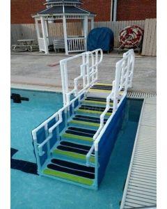 Aquatrek ADA Ladder 7-Tread