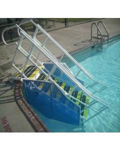 Aquatrek2 ADA 8-Tread Step System