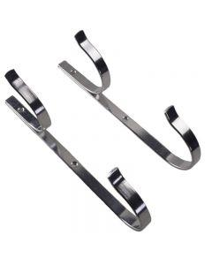 Aluminum Pole/Hose Hanger Set