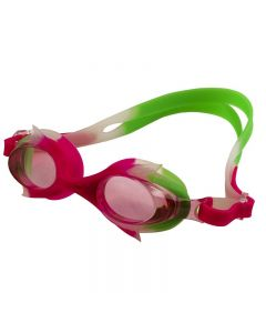 RISE Junior Angelfish Goggle - Color - Pink/Green