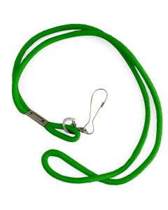 Nylon Neck Lanyard - Color - Green