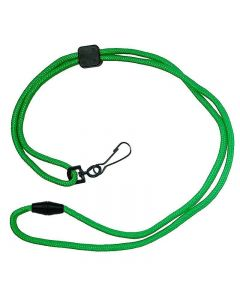 Break Away Neck Lanyard - Color -Green