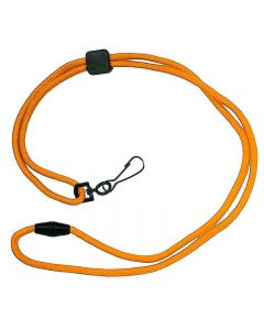Break Away Neck Lanyard - Color -Orange