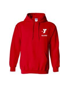 YMCA Standard Guard Hooded Sweatshirt
