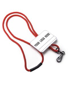 Custom Name Tag Break Away Lanyard