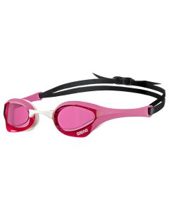 Arena Cobra Ultra Goggle-Pink/Pink/White