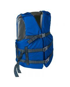 RISE Adult Life Vest-Blue-Oversize