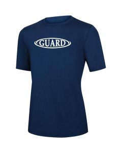 RISE Guard Short Sleeve Rashguard-Navy-XSmall