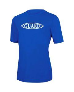 RISE Guard Short Sleeve Rashguard-Royal-XSmall