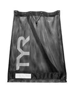 TYR Mesh Equipment Bag-Black