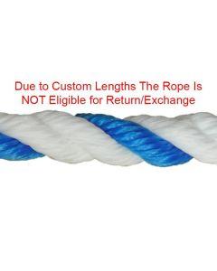 "3/4"" Polyethylene Rope"