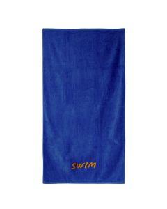 Swim Towel-Royal-Yes