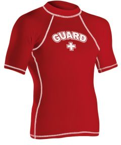 RISE Guard Short Sleeve Rashguard