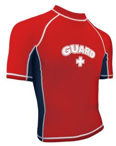 RISE Guard Short Sleeve Splice Rashguard
