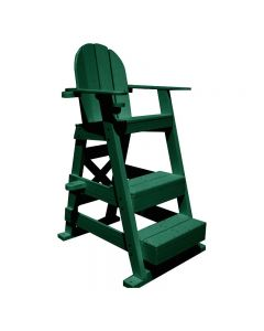 510 Lifeguard Chair - Color - Green