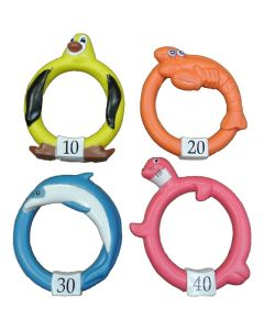 Surf and Turf Dive Rings