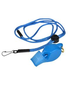 Fox 40 Eclipse Whistle Plus Lanyard-Blue