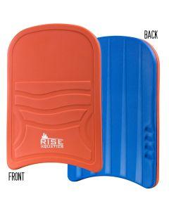 RISE Practice Kickboard-Red/Blue