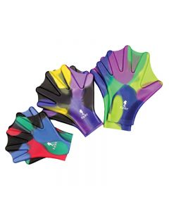 Kiefer Silicone Webbed Swim Gloves