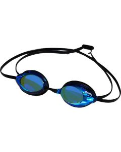 Kiefer Express Mirror Swim Goggles-Blue/Black