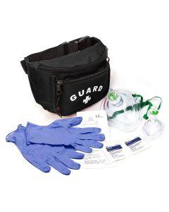 Adult/Infant Guard Hip Pack Kit - Color - Black