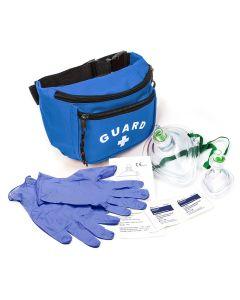 Adult/Infant Guard Hip Pack Kit - Color - Royal