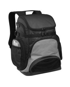 RISE Pro Team Backpack-Yes -Black/Silver