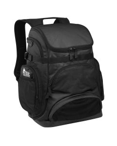 RISE Pro Team Backpack-Yes -Black/Black