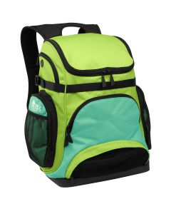RISE Pro Team Backpack-Yes -Lime/Turquois
