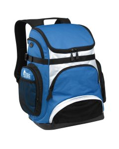RISE Pro Team Backpack-Yes -Royal/White