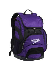 Speedo Large 35L Teamster Backpack-Speedo Purple-Yes