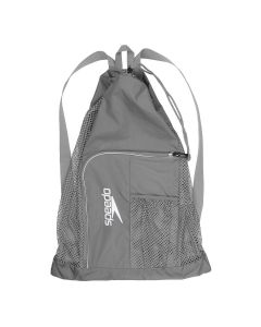 Speedo Deluxe Ventilator Mesh Bag - Color - Frost Grey
