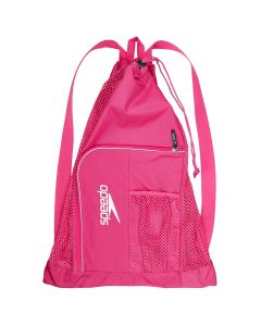 Speedo Deluxe Ventilator Mesh Bag - Color - Ultra Pink
